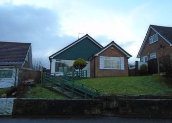 Thumbnail 2 bed detached bungalow to rent in Walshaw Road, Bury