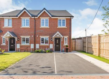 Thumbnail 3 bed semi-detached house for sale in Westheath Close, Congleton, Cheshire