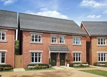 "Thumbnail 3 bed detached house for sale in ""Finchley"" at Winnington Avenue, Northwich"