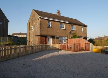 Thumbnail 2 bed semi-detached house for sale in Madras Place, Neilston