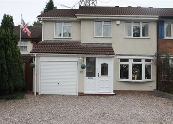 Thumbnail 4 bed semi-detached house for sale in Stanmore Grove, Halesowen