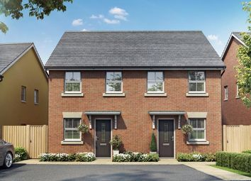 """Thumbnail 2 bed semi-detached house for sale in """"Richmond"""" at Post Hill, Tiverton"""