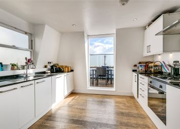 Thumbnail 4 bed flat for sale in Battersea Rise, London