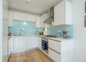 Thumbnail 1 bed flat for sale in Edge Apartments, 203 Merton Road, London