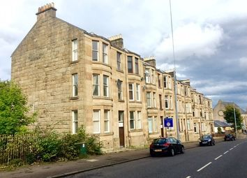 Thumbnail 1 bed flat for sale in Brachelston Street, Greenock