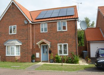 3 bed semi-detached house for sale in Cavendish Gardens, Trimley St. Martin, Felixstowe IP11