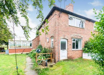 Thumbnail 3 bed semi-detached house for sale in Sluice Road, Saracens Head, Spalding