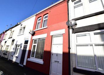 Thumbnail 2 bed terraced house for sale in Silverlea Avenue, Wallasey, Merseyside