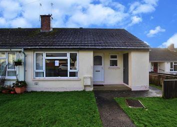 Thumbnail 1 bed semi-detached bungalow for sale in Heywood Court, Tenby