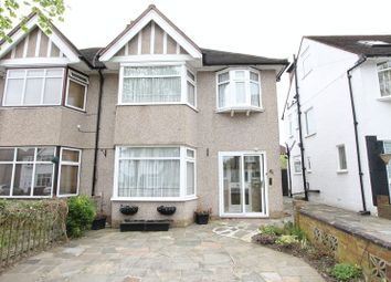 Thumbnail 3 bed semi-detached house for sale in Morden Way, Sutton
