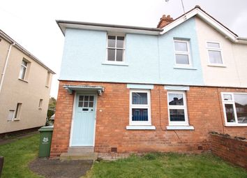 Thumbnail 3 bed semi-detached house for sale in Fairbairn Avenue, Northwick, Worcester
