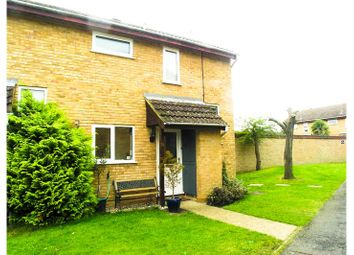 Thumbnail 2 bed end terrace house to rent in Westmead, Goldsworth Park, Woking
