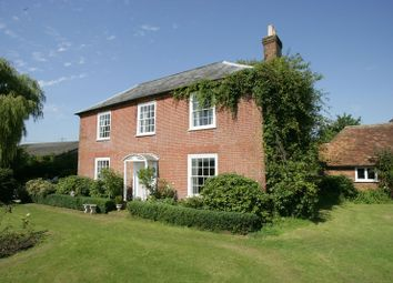 Thumbnail 4 bed detached house for sale in Foxes Lane, West Wellow, Romsey