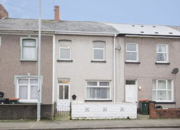 Thumbnail 3 bed terraced house for sale in Duckpool Road, Newport