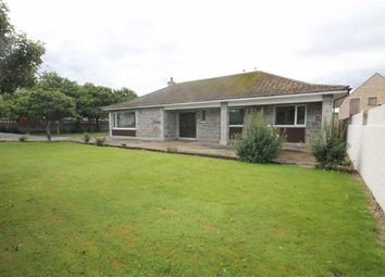 Thumbnail 4 bed detached bungalow for sale in Forest Road, Burghead, Elgin