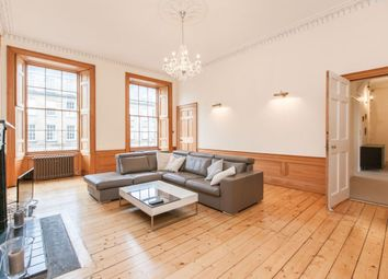 Thumbnail 2 bed flat to rent in Dundas Street, New Town