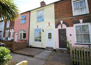Thumbnail 2 bed terraced house for sale in Harbour Terrace, Gorleston, Great Yarmouth