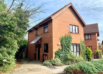 Thumbnail 3 bed detached house for sale in Khasiaberry, Walnut Tree, Milton Keynes
