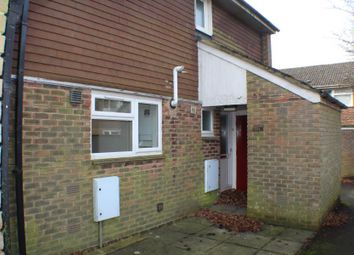 Thumbnail 3 bed terraced house to rent in Humphrey Park, Church Crookham, Fleet