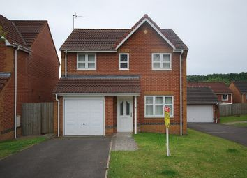 Thumbnail 4 bedroom property to rent in Stockwood Close, Langstone, Newport