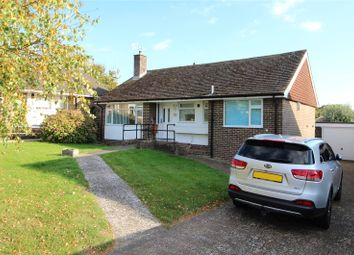 Thumbnail 2 bed bungalow for sale in Downview Road, Findon Village, West Sussex