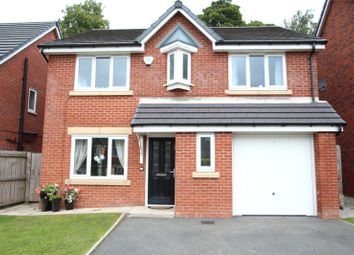 Thumbnail 4 bed detached house for sale in Troughbeck Way, Shawclough, Rochdale, Greater Manchester