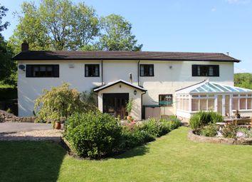 Thumbnail 4 bed detached house for sale in Glyon Lane, Ffrwd, Nr Cefn-Y-Bedd