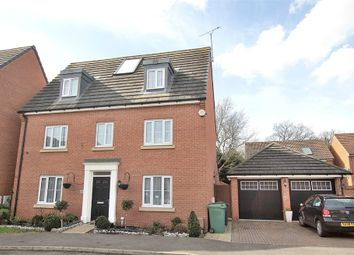 Thumbnail 5 bed detached house for sale in Little Canfield, Dunmow, Essex