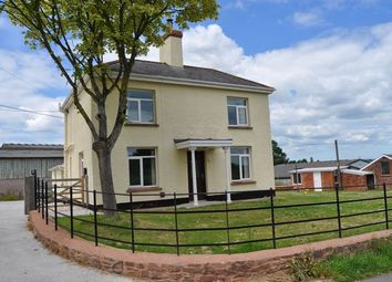 Thumbnail 3 bedroom detached house to rent in Kingfisher Gardens, Colebrook Lane, Cullompton