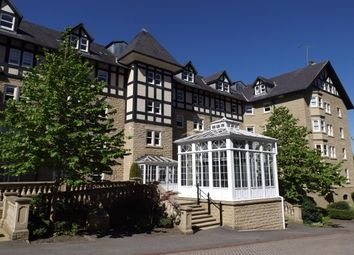 Thumbnail 2 bed flat to rent in Portland Crescent, Harrogate