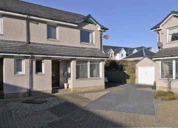 Thumbnail 3 bed semi-detached house for sale in The Tannery, Selkirk