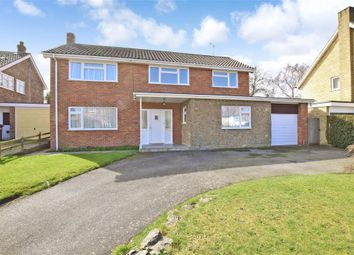Thumbnail 4 bed detached house for sale in Old Dover Road, Canterbury, Kent