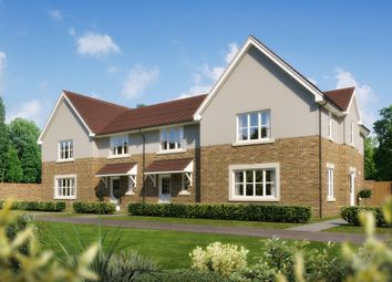 """Thumbnail 2 bedroom terraced house for sale in """"Aversley"""" at Hunter's Meadow, 2 Tipperwhy Road, Auchterarder"""