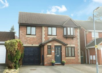 Thumbnail 4 bed detached house for sale in Wintergreen, Calne, Calne, Wiltshire