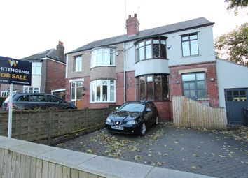 Thumbnail 3 bed semi-detached house to rent in Greenhill Avenue, Sheffield