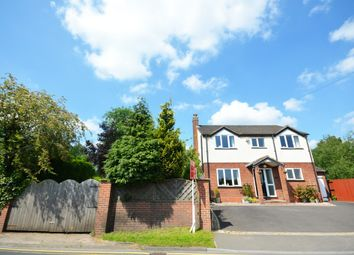 Thumbnail 4 bed detached house for sale in Haslucks Green Road, Shirley, Solihull
