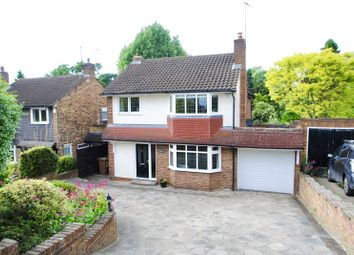 Thumbnail 4 bed detached house for sale in Kindersley Way, Abbots Langley