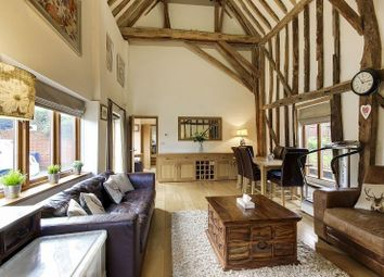Thumbnail 3 bed barn conversion for sale in Ermine Court, Church Street, Buntingford