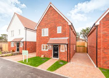 Thumbnail 3 bed detached house for sale in Woodacres Way, Arlington Road East, Hailsham