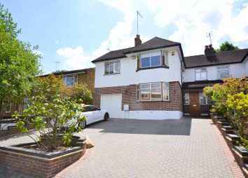 Thumbnail 4 bed semi-detached house for sale in Somerset Road, New Barnet, Barnet