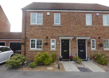 Thumbnail 3 bed semi-detached house for sale in Tudor Court, Grimethorpe, Barnsley