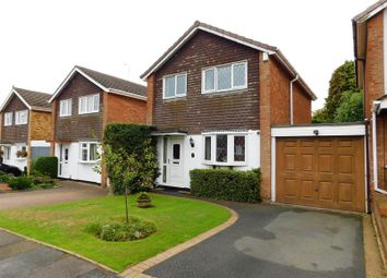 Thumbnail 3 bed detached house for sale in Willow Close, Walton On The Hill, Stafford.