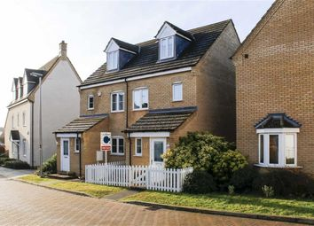 Thumbnail 3 bedroom semi-detached house for sale in Oberon Way, Oxley Park, Milton Keynes, Buckinghamshire