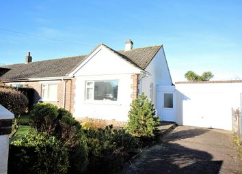 3 bed semi-detached bungalow for sale in Luscombe Close, Ipplepen, Newton Abbot TQ12