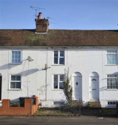 Thumbnail 1 bed terraced house to rent in New Street, Ashford, Kent