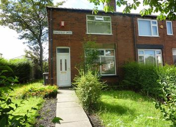 Thumbnail 2 bed semi-detached house to rent in Mansfield Grove, Bolton