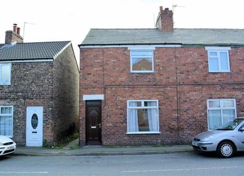 Thumbnail 2 bed end terrace house for sale in Main Road, Drax
