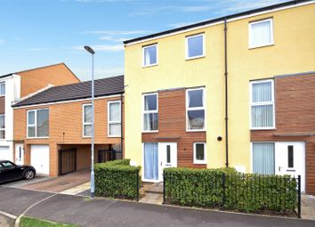 Thumbnail 3 bed town house for sale in Over Drive, Patchway, Bristol