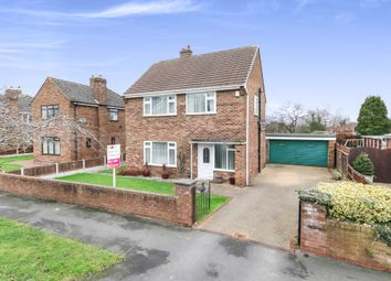 Thumbnail 3 bed detached house for sale in The Paddock, Great Sutton, Ellesmere Port