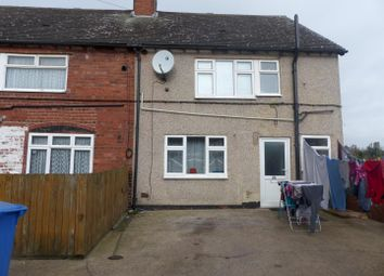 Thumbnail 3 bed end terrace house to rent in Sixth Avenue, Forest Town, Mansfield